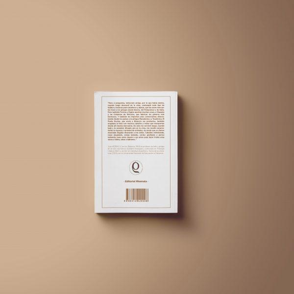 contraportada del libro las vicisitudes de timarión. edición bilingüe.
