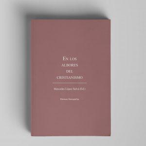 portada del libro en los albores del cristianismo